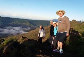 Mt Batur Trekking