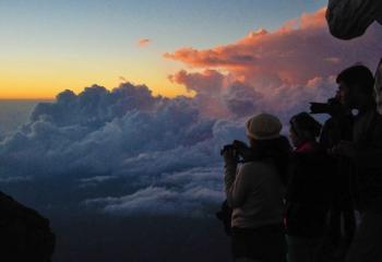 Mt Agung Trekking