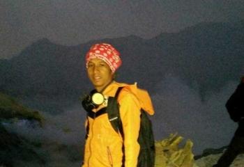 Mount Ijen Crater